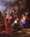The Adoration of the Magi - Antonio Cavalucci
