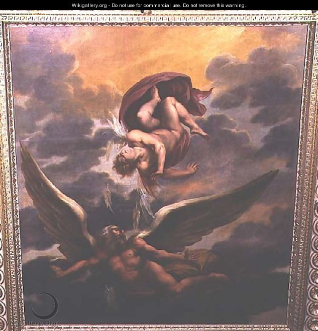 Daedalus and Icarus - Giuseppe (d