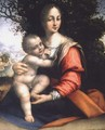 Madonna and Child - Cesare da Sesto