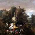 Dead Game and Flowers, 1708 - Pauwel Casteels