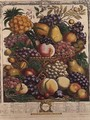 October, from 'Twelve Months of Fruits' - Pieter Casteels