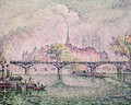 Ile de la Cite, Paris, 1912 - Paul Signac
