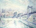 The Bridge, 1928 - Paul Signac