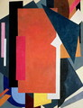 Painterly Architectonics, 1916-17 - Lyubov Popova