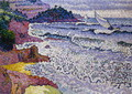 The Choppy Sea, 1902-3 - Henri Edmond Cross