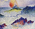 The Shipwreck, 1906-07 - Henri Edmond Cross