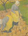Women in the Vineyard, 1890 - Paul Serusier