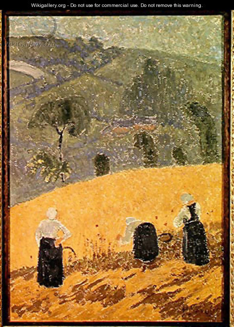 The Harvest - Paul Serusier