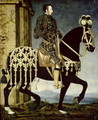 Henri II of France (1519-59) - (follower of) Clouet, Francois