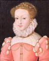 Mary Stuart (1542-87) - Francois Clouet