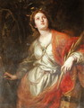 St. Catherine of Alexandria, 1683 - Claudio Coello