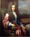Portrait of Charles Calvert, 3rd Lord Baltimore (1647-1715) Governor of Maryland - Johann Closterman