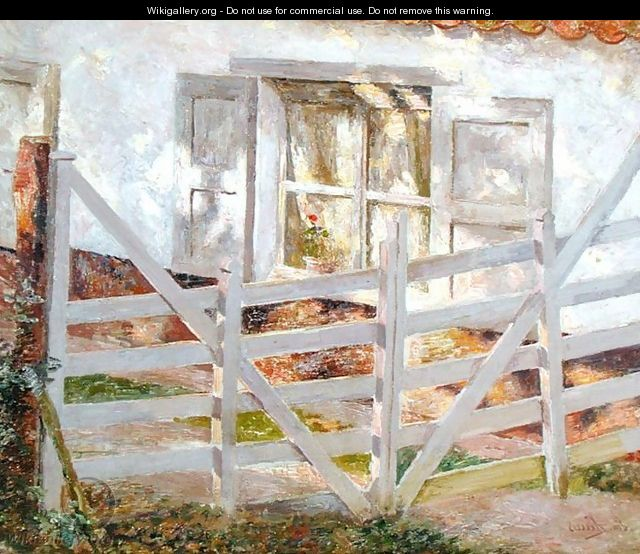 The Gate - Emile Claus