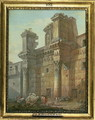 Forum of Nerva - Charles-Louis Clerisseau
