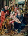 The Adoration of the Kings - Anonymous Artist