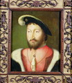 Francis I - (after) Cleve, Joos van