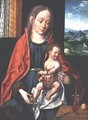 Virgin and Child, 1530 - Joos Van Cleve (Beke)