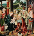 The Adoration of the Magi - Joos Van Cleve (Beke)