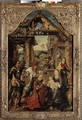 Adoration of the Magi, c.1513 - Joos Van Cleve (Beke)