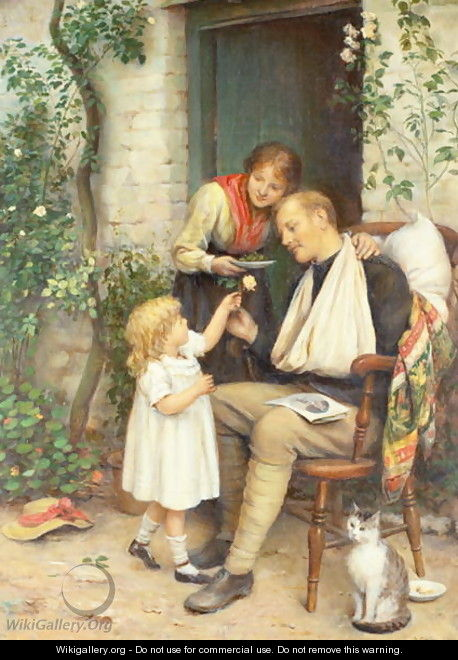 Home from the War - Joseph Clark