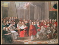 Group of Distinguished Gentlemen Born in or Around Abbeville - Pierre Adrien Choquet