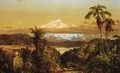 Cayambe, 1858 - Frederic Edwin Church