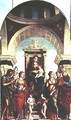 Madonna and Child with Saints - Giovanni Battista Cima da Conegliano