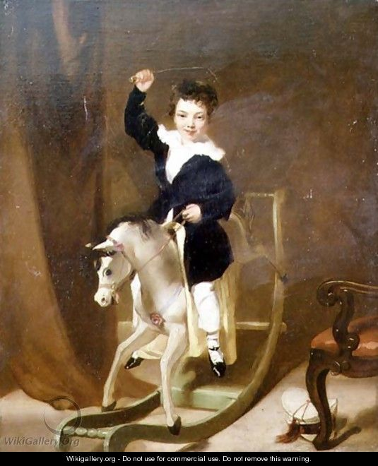 The Young Huntsman - (circle of) Chinnery, George (1774-1852)