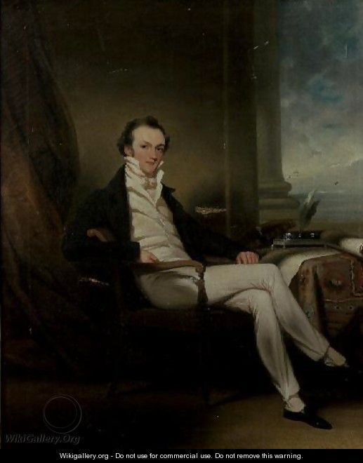 Portrait of a Gentleman 2 - George Chinnery