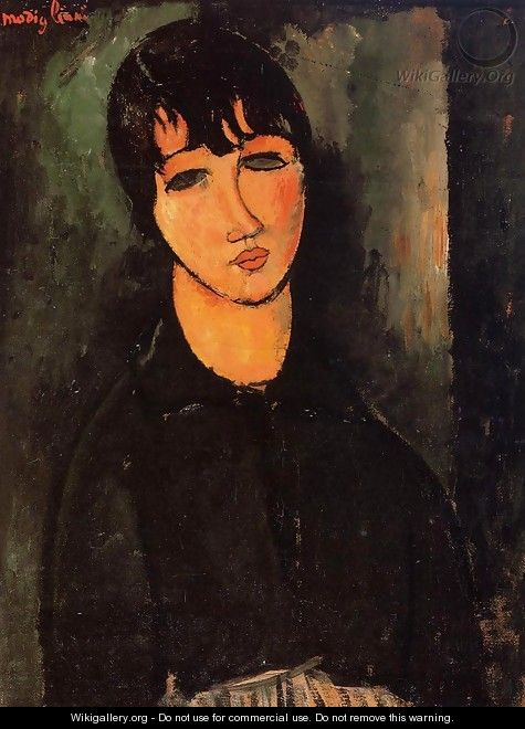 The Servant - Amedeo Modigliani