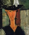 Madame Pompador - Amedeo Modigliani