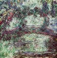 The Japanese Bridge II - Claude Oscar Monet