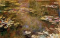 The Water-Lily Pond VII - Claude Oscar Monet