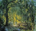 Weeping Willow II - Claude Oscar Monet