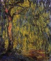 Weeping Willow I - Claude Oscar Monet
