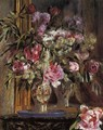 Vase of Flowers 2 - Pierre Auguste Renoir
