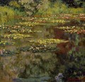 Water-Lilies VII - Claude Oscar Monet
