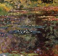 Water-Lilies VI - Claude Oscar Monet