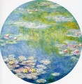 Water-Lilies 18 - Claude Oscar Monet