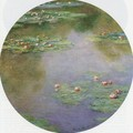 Water-Lilies 6 - Claude Oscar Monet