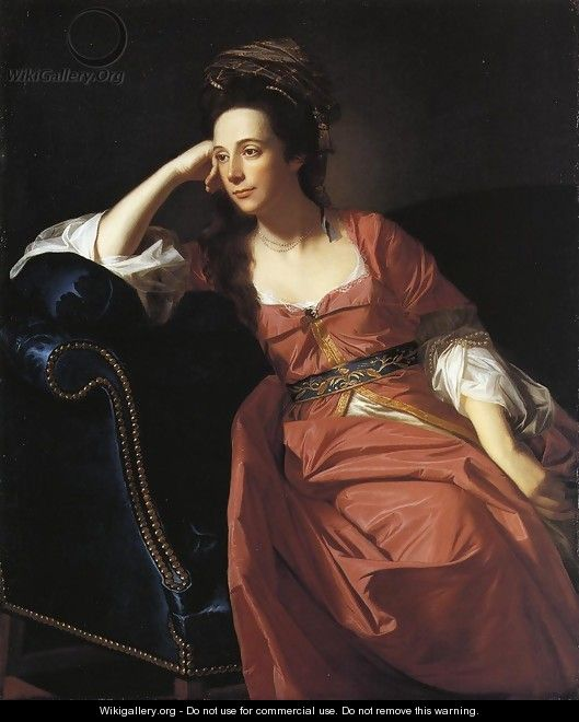 Mrs. Thomas Gage, 1771 - John Singleton Copley