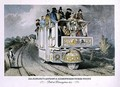 Dr Church's London and Birmingham Steam Coach, 1833 (2) - John (after) Cooke
