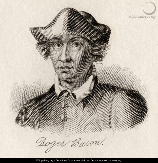 Roger Bacon - J.W. Cook