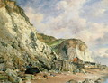 Bonchurch - Edward William Cooke