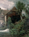 Watermill at Gillingham, Dorset - John Constable
