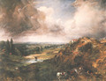 Branch Hill Pond, Hampstead Heath, 1828 - John Constable