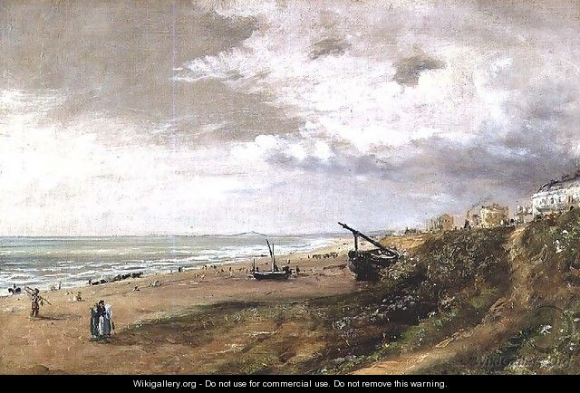 Hove Beach - John Constable