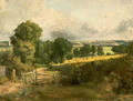 The Entrance to Fen Lane - John Constable