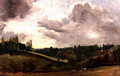 View of East Bergholt, c.1813 - John Constable