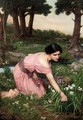 Spring Spreads One Green Lap of Flowers 1910 - John William Waterhouse